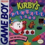 Kirby's Pinball Land (NA)