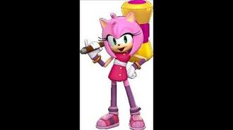 Sonic Boom Rise of Lyric - Amy Rose Unused Voice Clips