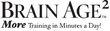 Brain age 2 logo