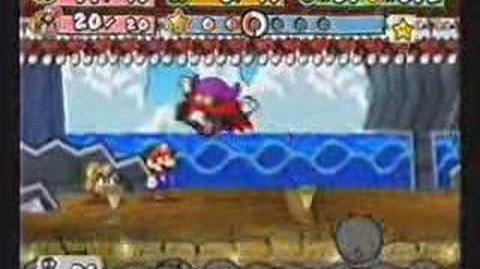Paper Mario 2 - Cortez