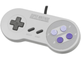 Super Nintendo Entertainment System controller