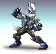 SSBB Wolf
