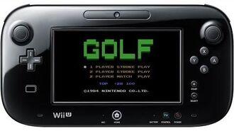 ゴルフ プレイ映像