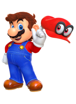 Mario Odyssey - Mario