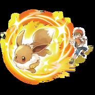Pokémon Let's Go, Pikachu! and Let's Go, Eevee! - Veevee Volley