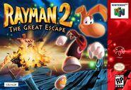 Rayman 2 El Gran Escape