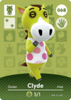 Animal Crossing Amiibo Card 068