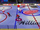 Gretz 3D Hockey gameplay