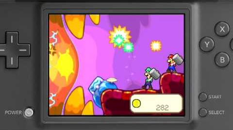 Mario & Luigi Bowser's Inside Story (DS) E3 Trailer