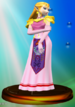 Princess Zelda Trophy (Smash)