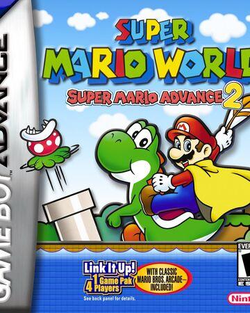 Super Mario Advance 2 Super Mario World 2 Nintendo Fandom