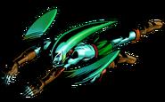 The Legend of Zelda Majora's Mask 3D - Character artwork 28