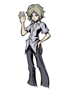 The World Ends with You Final Remix - Character Art - Joshua 16