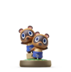 Amiibo - Animal Crossing - Timmy and Tommy