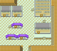 Lavender Town GSC