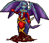 Morag (Dragon Quest IX Sentinels of the Starry Skies - Sprite)