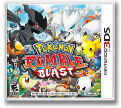 Pokémon Rumble Blast NA