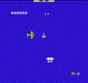 1942 (Gameplay, NES)