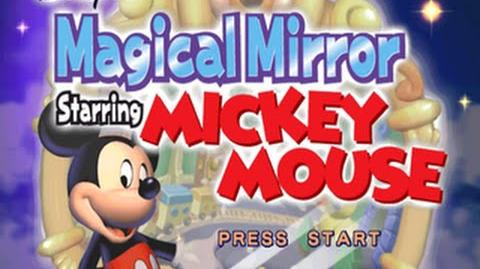 Disney's Magical Mirror Starring Mickey Mouse/videos