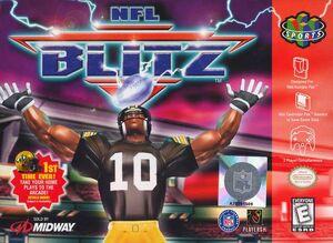 NFL Blitz n64