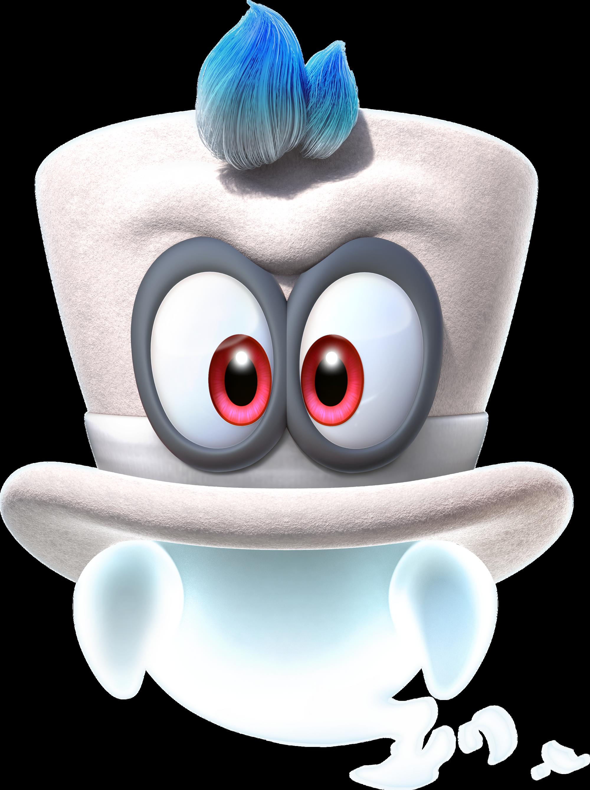 Image Super Mario Odyssey Cappy