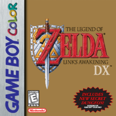TLoZ Link's Awakening DX (NA)