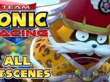 Team Sonic Racing/videos