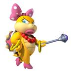 Wendy O. Koopa Super Mario Wii