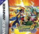 Mega Man Battle Network 6