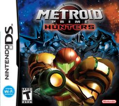 Metroid Prime Hunters (NA)