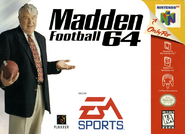 N64 MaddenFootball64 NA1