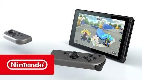 Nintendo Switch - La consola doméstica que va contigo