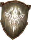 Wooden Shield (Twilight Princess)