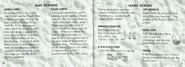 Donkey Kong Land III Manual (Game and Map Screens)