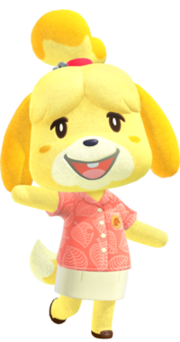 NH Isabelle