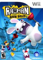 Rayman Raving Rabbids (Wii) (NA)