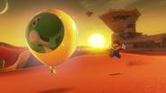 Super Mario Odyssey - Luigi's Balloon World - Screenshot 017