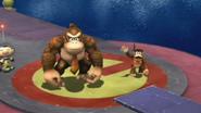 Super Smash Bros Brawl - Subspace Emissary - Outside the Ancient Ruins (100% Gameplay Walkthrough) 5-56 screenshot