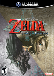 The Legend of Zelda- Twilight Princess