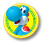MTO Light Blue Yoshi Icon