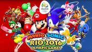 Mario & Sonic at the Rio 2016 Olympic Games (3DS) - All Events and Dream Events