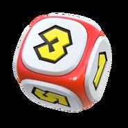 Super Mario Party - Item - Dice