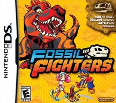 Fosil Fighters Portada