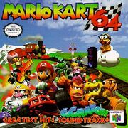 MarioKart64GreatestHitsSoundtrack