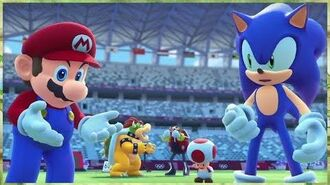Mario & Sonic at the Olympic Games Tokyo 2020 (Nintendo Switch) Full Game Story Mode