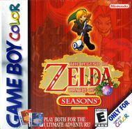 The Legend of Zelda: Oracle of Seasons/Oracle of Ages