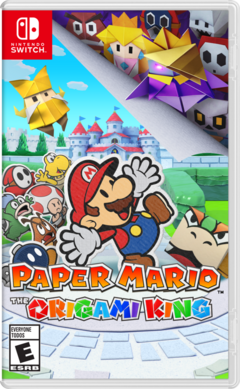 Paper Mario - The Origami King (NA)