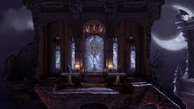 SSBU Dracula's Castle