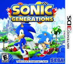 Sonic Generations (NA)