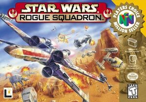 Star Wars Rogue Squadron (Players Choice) (NA)